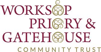 Worksop Priory & Gatehouse Community Trust logo